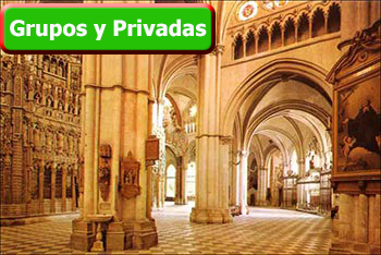 Tour Catedral y Museo de Tapices
